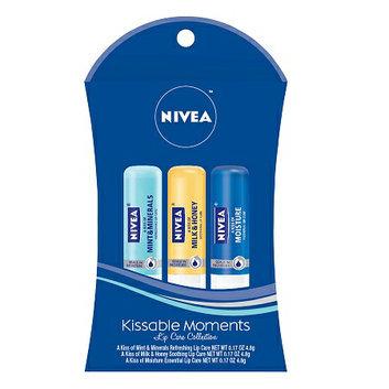 NIVEA Lip Care Kissable Moments Gift Set