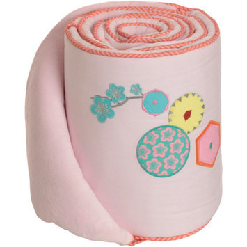 Migi Modern Blossom Crib Bumper