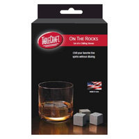 TableCraft Whiskey Chilling Stones
