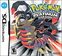 Nintendo Pokemon Platinum Version