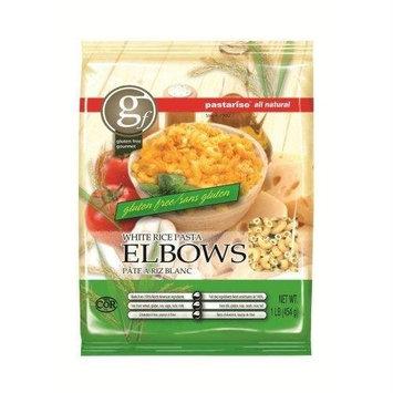 Pasta Riso Pastariso Gluten Free White Rice Elbows Pasta -- 1 lb