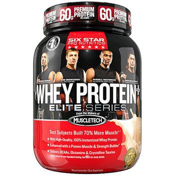 Six Star Pro Nutrition Whey Protein Plus French Vanilla