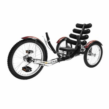 Mobo Shift Reversible Three Wheeled Cruiser 20 Inch Ages 9+