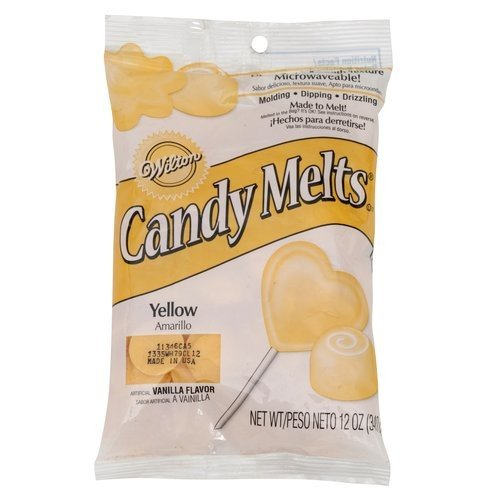 Wilton Yellow Candy Melts, 12 oz
