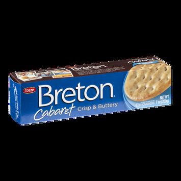 Breton Crisp & Buttery Crackers Cabaret