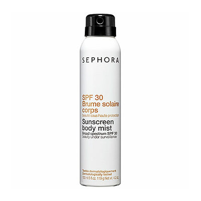 SEPHORA COLLECTION SPF 30 Sunscreen Body Mist 4.2 oz