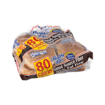 Healthy Life Special Recipe Sandwich Buns Wheat - 8 CT