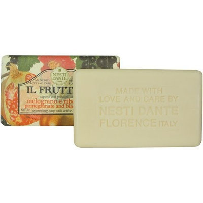 Pomegranate and Black Currant Nesti Dante Fruit Extra Large 8.8 oz Soap Bar