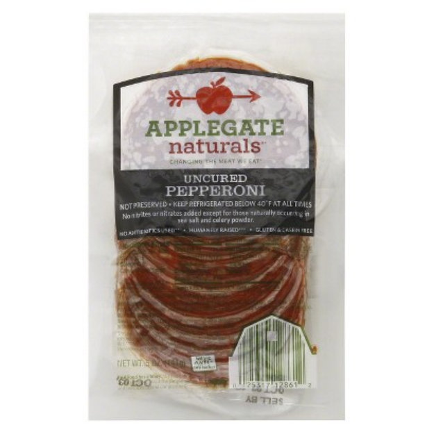 Applegate Farms APPLEGATE FARMS APPLEGATE PEPPERONI 5OZ