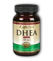 DHEA 10 mg, 90 Capsules, LifeTime