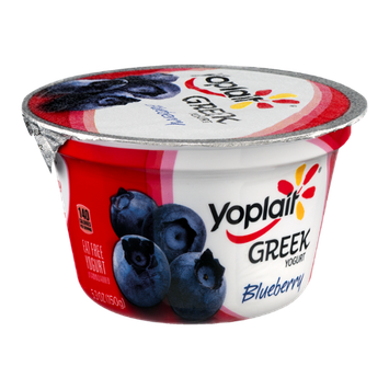 Yoplait® Fat Free Greek Yogurt Blueberry