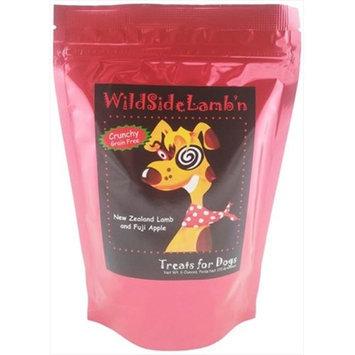 WildSide Pet Products Dog Treats Lamb 6 oz