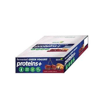 Fermented Greek Yogurt Proteins + Cherry Almond Vanilla Box Genuine Health 12 (1