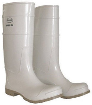 Boss Size-10 White Over the Sock Boots 2PP192410