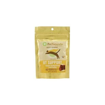 Pet Naturals Chicken Liver UT Support Fun-Shaped Chews for Cats