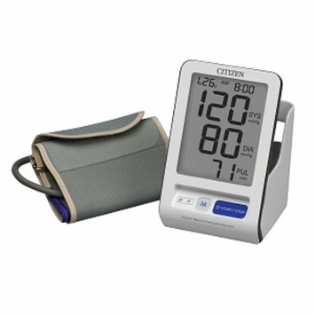 Citizen Arm Self-Storing Digital Blood Pressure Monitor CH-456