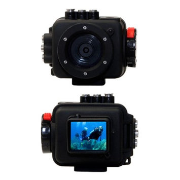 Intova Sport HD Edge Wi Fi Waterproof Sports Video Camera Camcorder HEC0MH8HF-0401