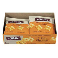 Back to Nature Crispy Crackers Cheddar