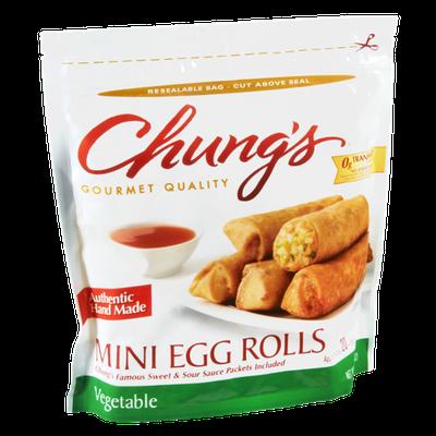 Chung's Vegetable Mini Egg Rolls