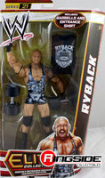 Mfg Id For Dot.com Items Ryback - WWE Elite 21 Toy Wrestling Action Figure