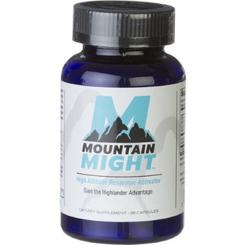 Mountain Might Sport Supplement One Color, 88 Capsules