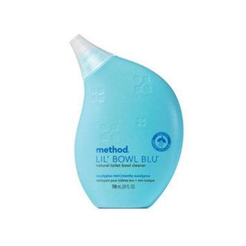 method lil bowl blu toilet bowl cleaner