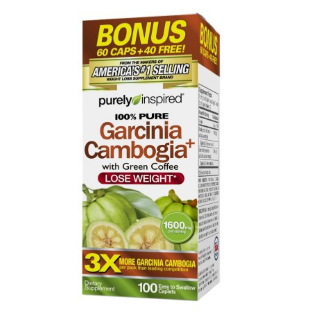 Purely Inspired Garcinia Cambogia+, Tablets