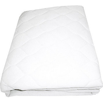 American Baby Company Organic Quilted Portable Crib Pad Cover