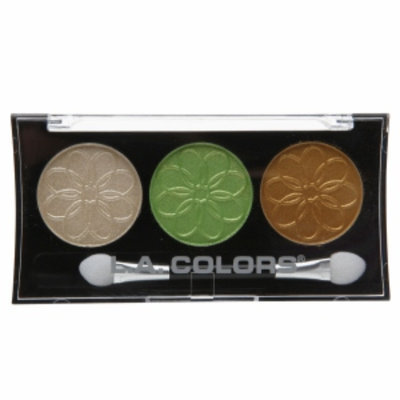 L.A. Colors 3 Color Eyeshadow Palette