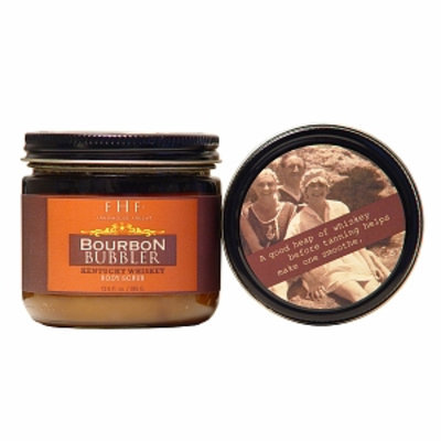 FarmHouse Fresh Bourbon Bubbler Brown Sugar Body Scrub