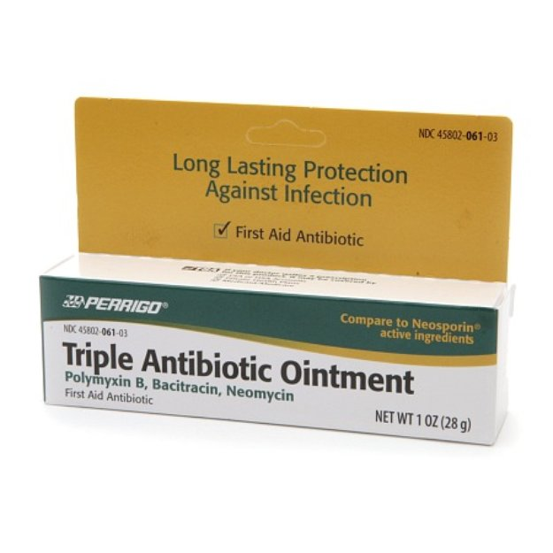 Perrigo Triple Antibiotic Ointment