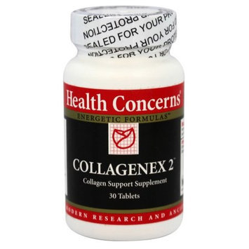 Health Concerns - Collagenex 2 - 30 Tablet(s)