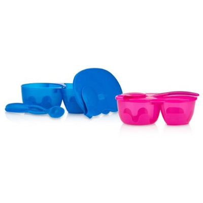Nuby Non-Skid Section Bowl with Spoon