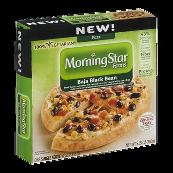 MorningStar Farms Pizza Baja Black Bean
