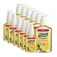Purell 2 oz. and 8 oz. Sponger Bob Splash Hand Sanitizer (Set of 12)