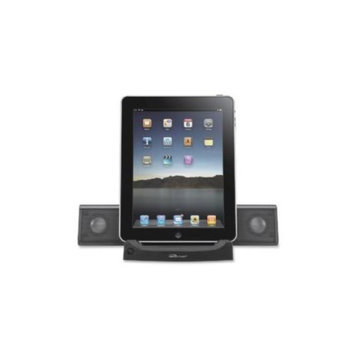 Compucessory COMPUCESSORY Universal Tablet Sound Systems, 4-Watt, Black