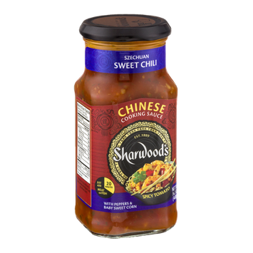 Sharwood's Chinese Cooking Sauce Szechuan Sweet Chili Medium