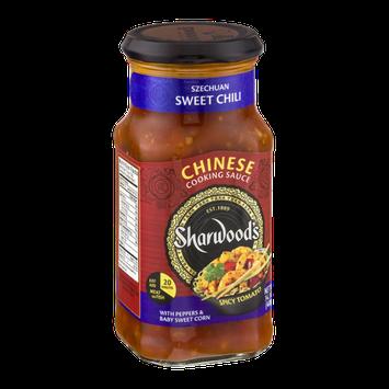 Sharwood's Chinese Cooking Sauce Szechuan Sweet Chili Medium