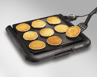 Proctor-silex Proctor Silex - Electric Griddle W/ 1 Sq. Ft. Cooking Surface