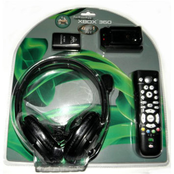 Arsenal Gaming xbox 360 starter kit - Black