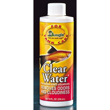 Jungle NJ022 Clear Water Liquid, 8-Ounce, 236-Ml