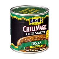 Bush's Chili Magic Chili Starter Texas Medium