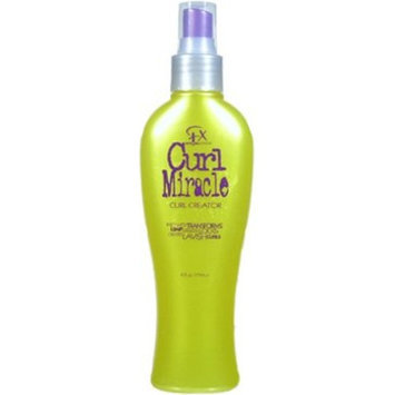 Fx Special Effects Curl Miracle Curl Creator Instantly Transforms Limp Lifeless Locks Creates Lavish Curls 6oz/177ml