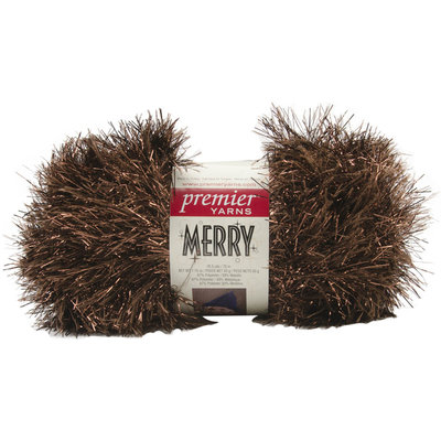 Sierra Accessories Premier Yarns Merry Yarn Candied Fig