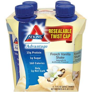 Atkins Advantage Vanilla Shake
