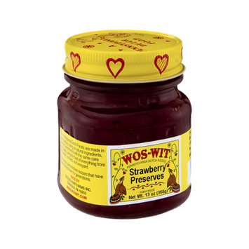 Wos-Wit Strawberry Preserves