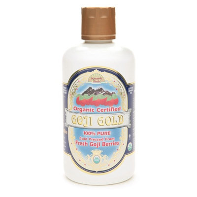 Dynamic Health Organic Certified Goji Gold
