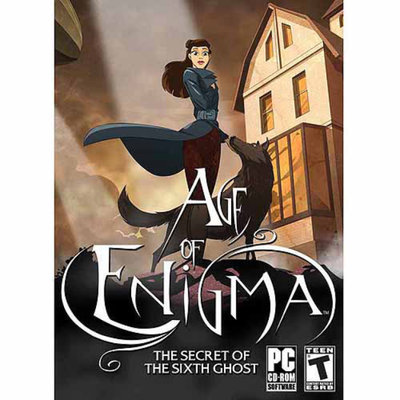 Valuesoftcosmi ValuSoft Cosmi Age Of Enigma: The Sixth Ghost (Windows) (Digital Code)