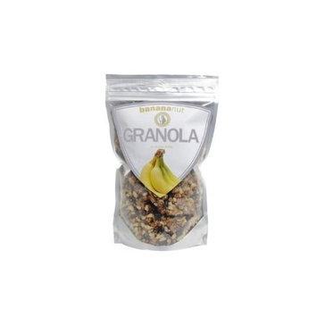 Leila Bay Trading Company Banana Nut Granola, 12 Ounce Pouch