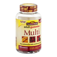 Nature Made Adult Gummies Multi Dietary Supplement - 90 CT